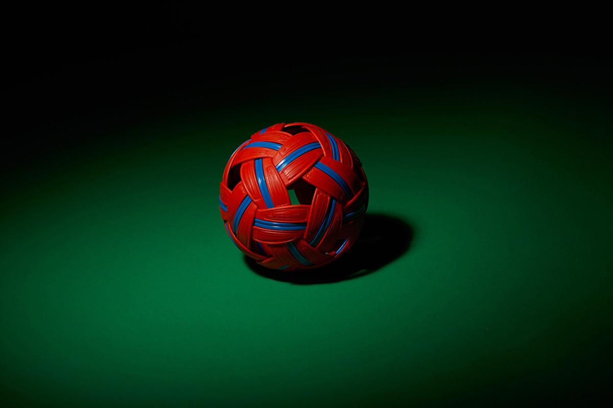限定女子用ボール