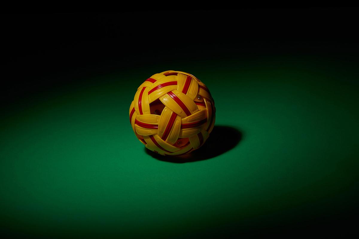 女子用ボール